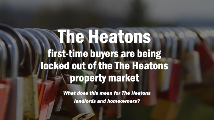 HEATONS PROPERTY MARKET
