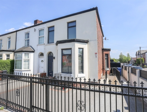 HMO OPPORTUNITY WITH A SELF CONTAINED FLAT IN THE BASEMENT!