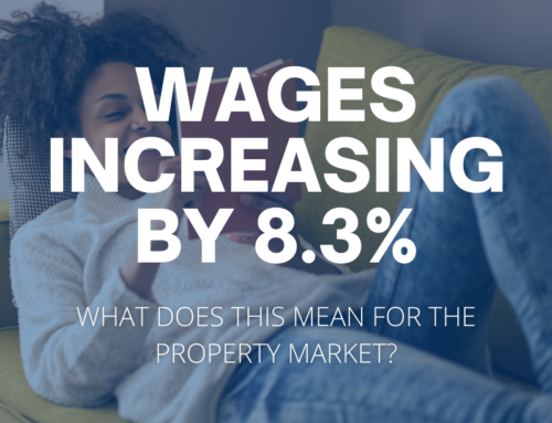 Wages Rising by 8.3% pa – How Will This Affect the Heatons Property Market?